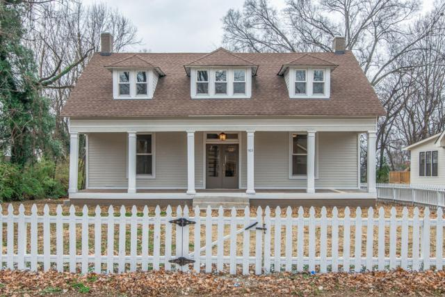 903 N 14Th St, Nashville, TN 37206 (MLS #RTC2031563) :: Maples Realty and Auction Co.