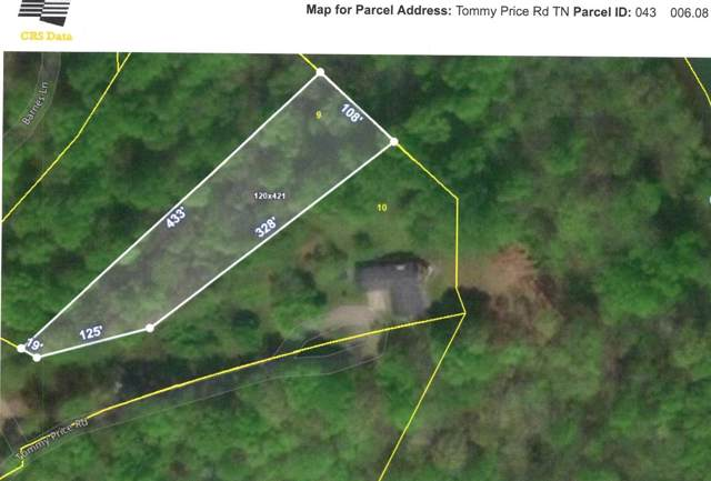 0 Tommy Price Rd Lot 9, Lynchburg, TN 37352 (MLS #RTC2031694) :: Oak Street Group