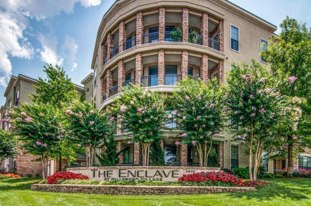 2600 Hillsboro Pike ~ No. 347, Nashville, TN 37212 (MLS #RTC2031712) :: Team Wilson Real Estate Partners