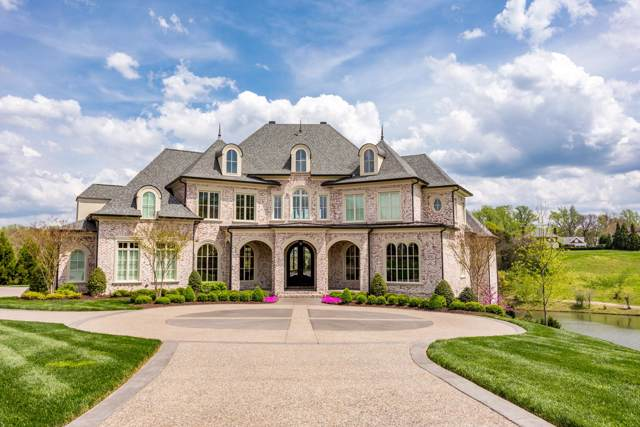 12 Spyglass Hill, Brentwood, TN 37027 (MLS #RTC2031872) :: Team Wilson Real Estate Partners