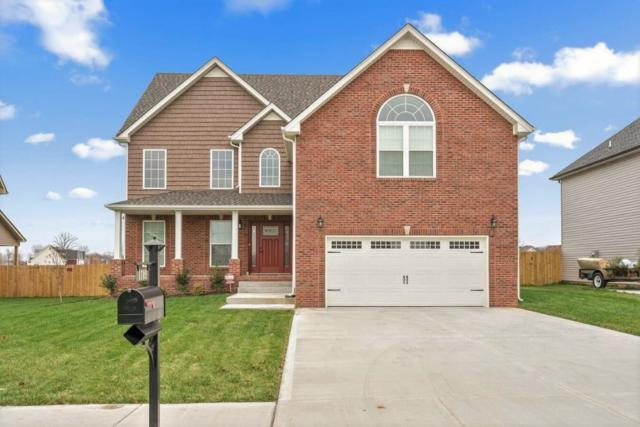 1709 Spring Haven Dr, Clarksville, TN 37042 (MLS #RTC2032110) :: John Jones Real Estate LLC