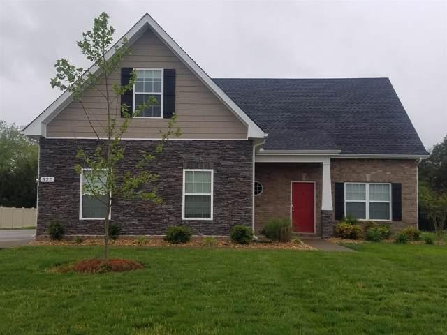 520 Sapphire Dr, Murfreesboro, TN 37128 (MLS #RTC2032369) :: REMAX Elite