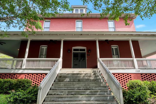 1309 Forrest Ave Apt 5, Nashville, TN 37206 (MLS #RTC2032965) :: Team Wilson Real Estate Partners