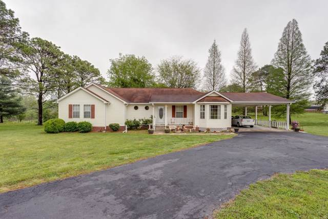 402 Canaan Rd, Columbia, TN 38401 (MLS #RTC2033406) :: RE/MAX Choice Properties