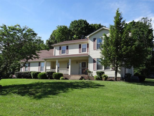 1369 W Rhett Butler Rd N, Clarksville, TN 37042 (MLS #RTC2033939) :: Village Real Estate