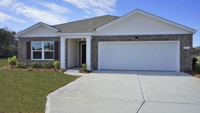 321 Tessa Grace Way #08, Murfreesboro, TN 37129 (MLS #RTC2034610) :: Village Real Estate