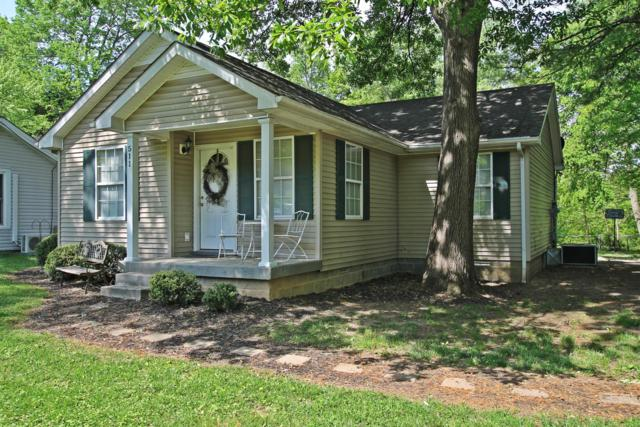 511 Hayes St, Springfield, TN 37172 (MLS #RTC2035388) :: The Miles Team | Compass Tennesee, LLC