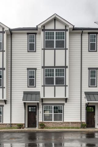 6511 Robertson Ave #2, Nashville, TN 37209 (MLS #RTC2035967) :: Ashley Claire Real Estate - Benchmark Realty
