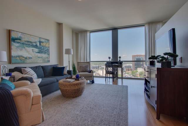 900 20Th Ave S Apt 1303, Nashville, TN 37212 (MLS #RTC2036295) :: Team Wilson Real Estate Partners