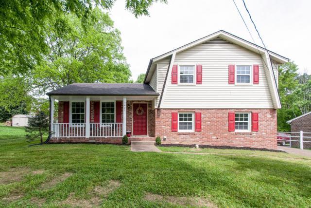 5421 Country Dr, Nashville, TN 37211 (MLS #RTC2036779) :: John Jones Real Estate LLC