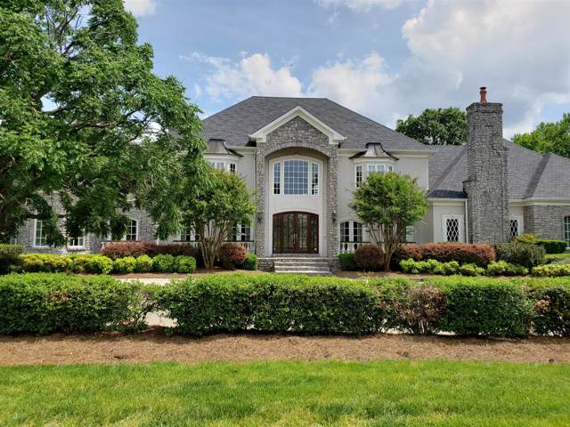 5031 Hill Place Dr, Nashville, TN 37205 (MLS #RTC2037531) :: Ashley Claire Real Estate - Benchmark Realty