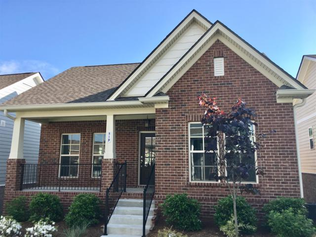 519 Pleasant Street #130, Nolensville, TN 37135 (MLS #RTC2037963) :: HALO Realty