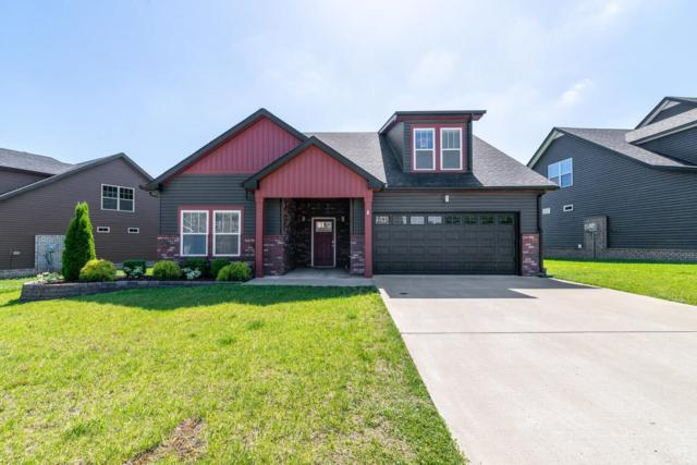 1291 Golden Eagle Way, Clarksville, TN 37040 (MLS #RTC2038099) :: Cory Real Estate Services