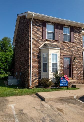 2308 Raleigh Ct Apt D, Clarksville, TN 37042 (MLS #RTC2039274) :: RE/MAX Choice Properties