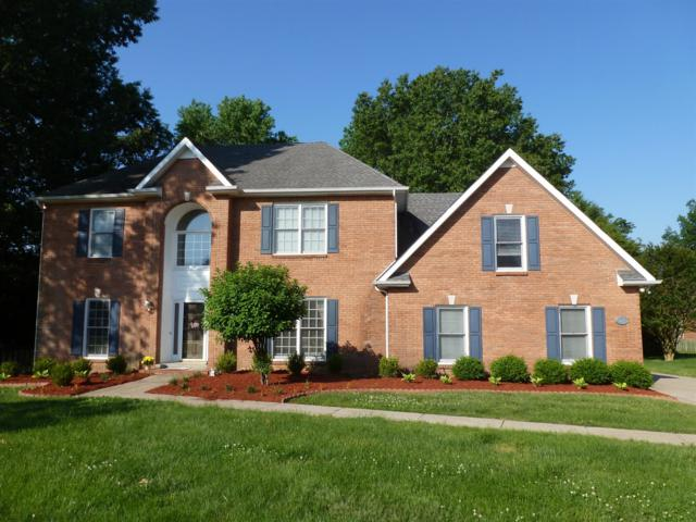 206 Longwood Ln, Clarksville, TN 37043 (MLS #RTC2039398) :: Nashville on the Move