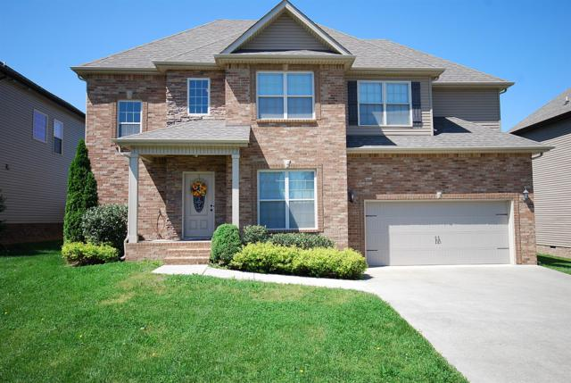 3372 Wiser Drive, Clarksville, TN 37042 (MLS #RTC2039516) :: Nashville on the Move