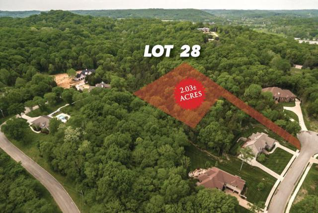 0 Morchella Pvt Way Lot 28, Hendersonville, TN 37075 (MLS #RTC2039898) :: Village Real Estate