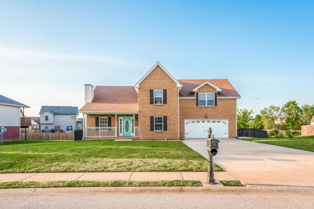 1293 Suellen Way, Clarksville, TN 37042 (MLS #RTC2039900) :: Village Real Estate