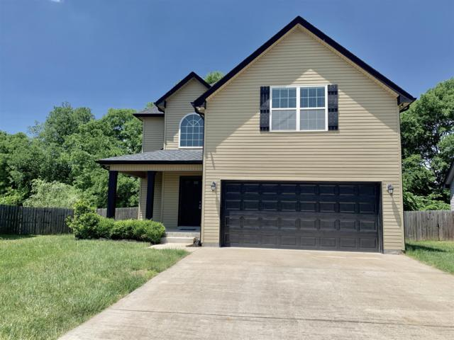 695 Fox Trail Ct, Clarksville, TN 37040 (MLS #RTC2040372) :: Cory Real Estate Services
