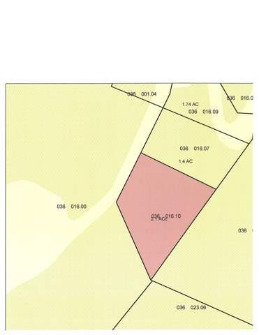 0 Ray Burton Rd, Lynchburg, TN 37352 (MLS #RTC2040572) :: Village Real Estate
