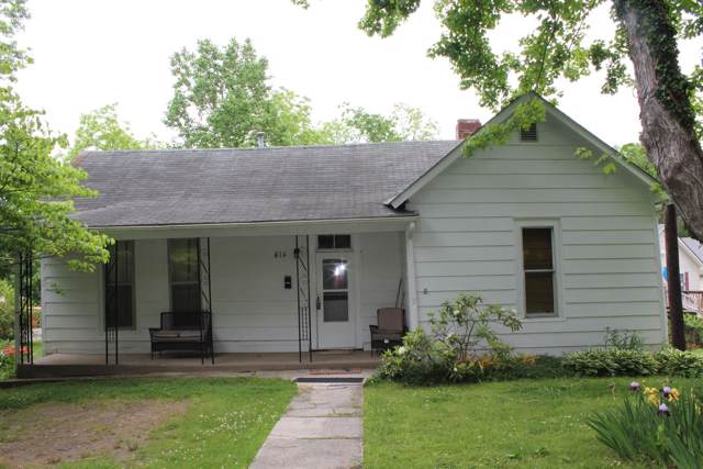 414 W Railroad St, Dickson, TN 37055 (MLS #RTC2040605) :: Village Real Estate