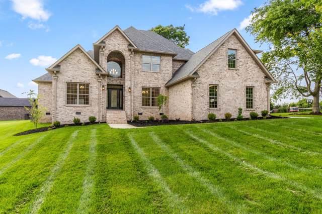 2839 Carriage Way, Clarksville, TN 37043 (MLS #RTC2040769) :: Village Real Estate