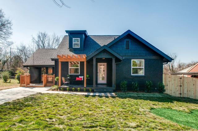 2212 Eastland Ave, Nashville, TN 37206 (MLS #RTC2040790) :: John Jones Real Estate LLC