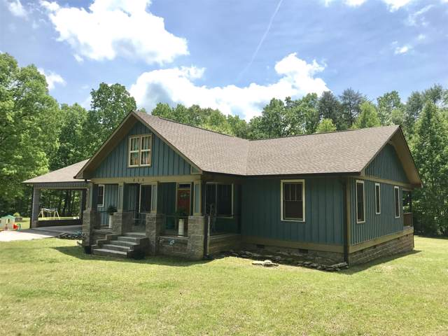 258 Mellisa Rock Rd, Tracy City, TN 37387 (MLS #RTC2040855) :: REMAX Elite