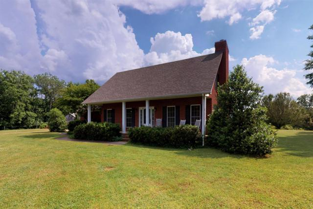312 Charlie Russell Rd, Shelbyville, TN 37160 (MLS #RTC2041355) :: DeSelms Real Estate