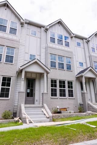 122B B Oceola Avenue, Nashville, TN 37209 (MLS #RTC2041585) :: FYKES Realty Group