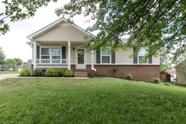 2811 Summertree Ln, Clarksville, TN 37040 (MLS #RTC2041794) :: DeSelms Real Estate
