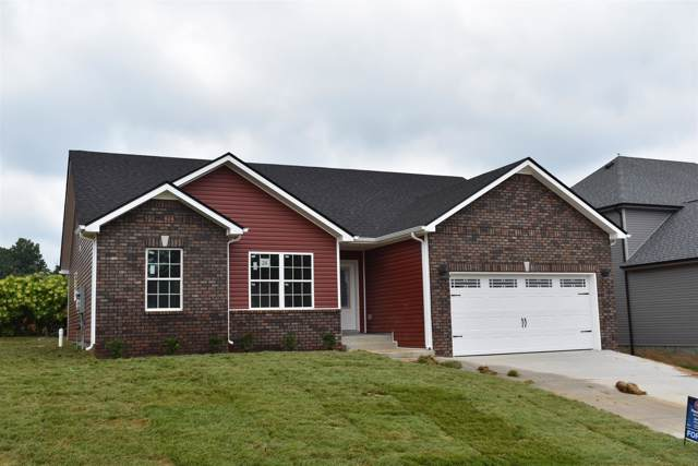 24 Bell Chase, Clarksville, TN 37040 (MLS #RTC2041842) :: John Jones Real Estate LLC