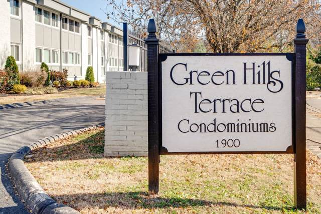 1900 Richard Jones Rd Apt C101, Nashville, TN 37215 (MLS #RTC2041890) :: The Justin Tucker Team - RE/MAX Elite