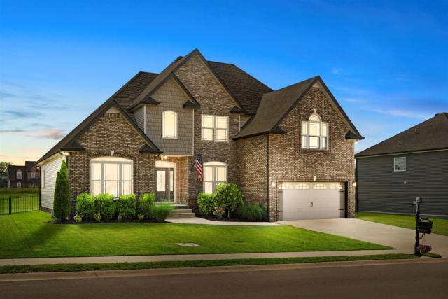 1237 Fallon Dr, Clarksville, TN 37043 (MLS #RTC2042233) :: Village Real Estate