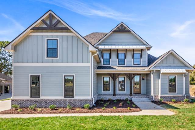 2 Whitewood Farm, Clarksville, TN 37043 (MLS #RTC2042417) :: The Milam Group at Fridrich & Clark Realty