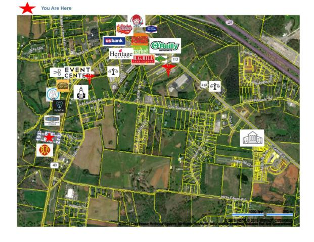 2439 Hwy 49E, Pleasant View, TN 37146 (MLS #RTC2042429) :: Maples Realty and Auction Co.