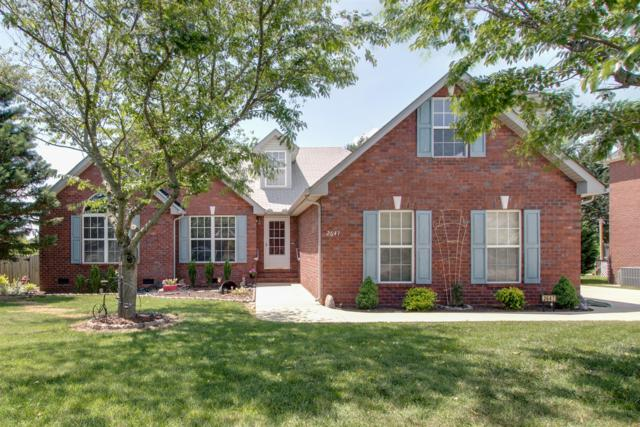 2647 English Hill Dr, Murfreesboro, TN 37130 (MLS #RTC2042582) :: Fridrich & Clark Realty, LLC