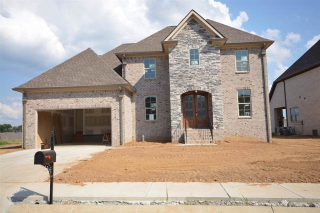 4078 Miles Johnson Pkwy (394), Spring Hill, TN 37174 (MLS #RTC2042632) :: John Jones Real Estate LLC