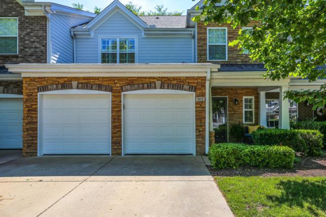 2342 N Tennessee Blvd #502 #502, Murfreesboro, TN 37130 (MLS #RTC2043144) :: Fridrich & Clark Realty, LLC