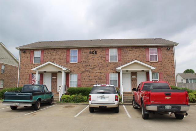 408 Jack Miller Blvd Apt C, Clarksville, TN 37042 (MLS #RTC2043212) :: Clarksville Real Estate Inc