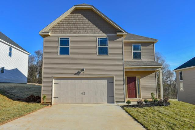 356 West Creek Farms, Clarksville, TN 37042 (MLS #RTC2043375) :: Cory Real Estate Services