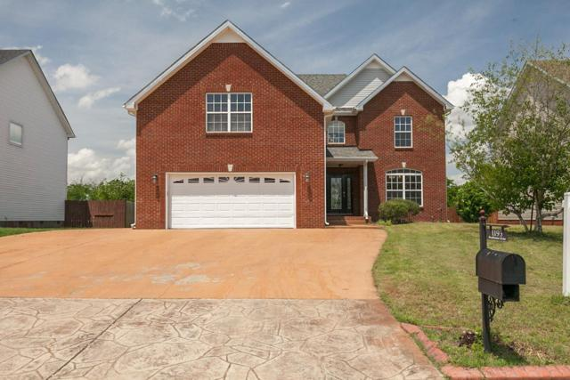 1193 Castlewood Dr, Clarksville, TN 37042 (MLS #RTC2043493) :: DeSelms Real Estate