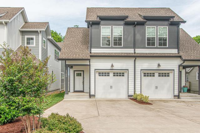 634B Vernon, Nashville, TN 37209 (MLS #RTC2043497) :: John Jones Real Estate LLC