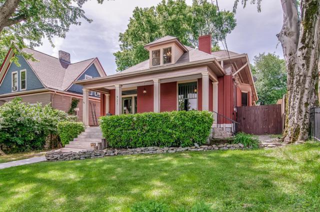 927 Acklen Ave, Nashville, TN 37203 (MLS #RTC2043502) :: DeSelms Real Estate