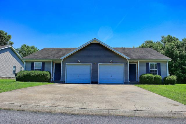 293 Executive Ave, Clarksville, TN 37042 (MLS #RTC2043619) :: DeSelms Real Estate