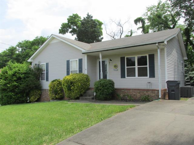 2825 Teakwood Dr, Clarksville, TN 37040 (MLS #RTC2043652) :: Cory Real Estate Services