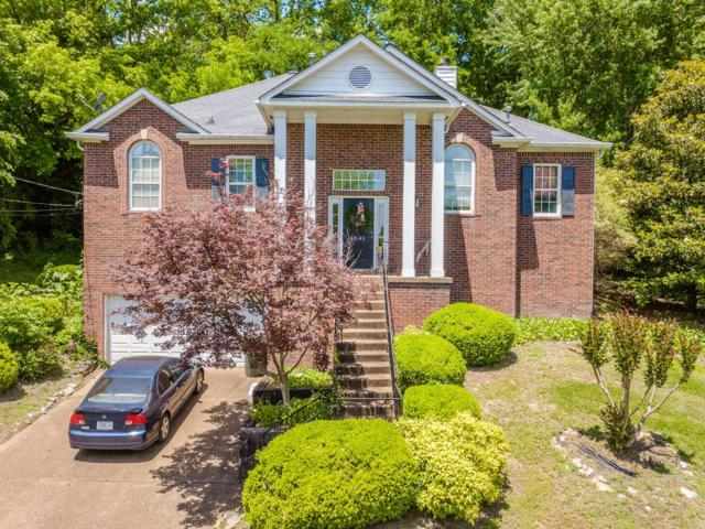 4541 Raccoon Trl, Hermitage, TN 37076 (MLS #RTC2043686) :: HALO Realty