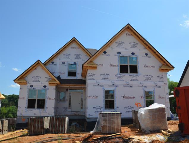 92 Earnest Drive #92, Lebanon, TN 37087 (MLS #RTC2043687) :: Cory Real Estate Services
