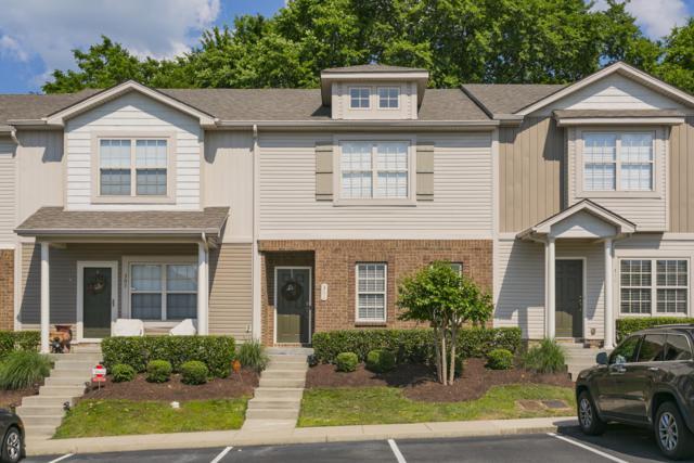 735 Tulip Grove Rd Apt 309 #309, Hermitage, TN 37076 (MLS #RTC2043695) :: Cory Real Estate Services
