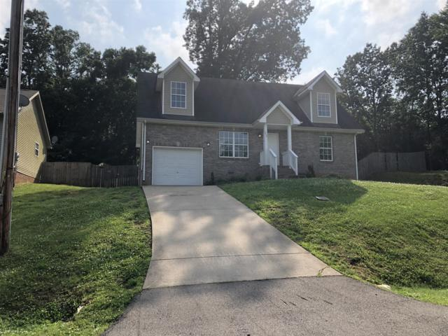 1252 Kendall Dr, Clarksville, TN 37042 (MLS #RTC2043723) :: Cory Real Estate Services